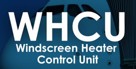 WHCU - Windscreen Heater Control Unit