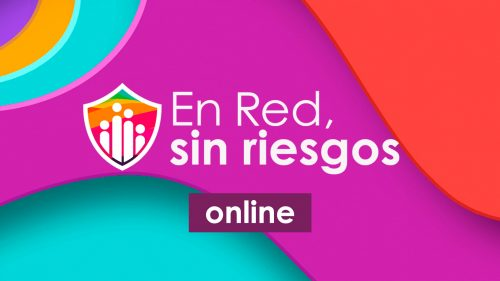 "Primera sesión on line de ""En Red sin, Riesgos"""