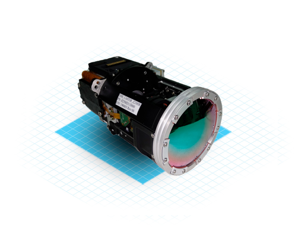 ORISÓN MWIR THERMAL CAMERA